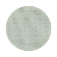 Шкурка велкро FESTOOL Granat Net 2 150мм P120, за лак и боя, на мрежа, сива, самозалепваща