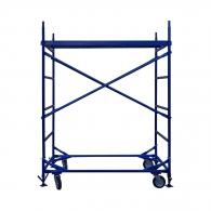 Скеле подвижно безболтово H=6м 1200/2630мм, олекотен вариант