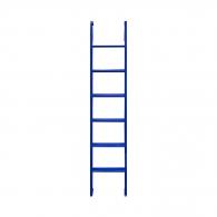 Стълба 410х2200мм, за фасадно рамково скеле 600 и 900мм