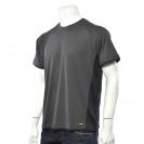 Тениска с къс ръкав DEWALT PWS T-Shirt Grey/Black XL, сиво/черна - small, 100012
