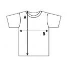 Тениска с къс ръкав DEWALT PWS T-Shirt Grey/Black XL, сиво/черна - small, 100030