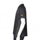 Тениска с къс ръкав и яка DEWALT PWS Polo Shirt Black/Grey M, сиво/черна - small, 100004