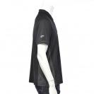 Тениска с къс ръкав и яка DEWALT PWS Polo Shirt Black/Grey M, сиво/черна - small, 100005