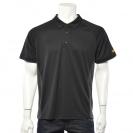 Тениска с къс ръкав и яка DEWALT PWS Polo Shirt Black/Grey XL, сиво/черна - small