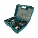 Акумулаторен перфоратор MAKITA HR140DSME1, 10.8V, 4.0Ah, Li-Ion, SDS-plus, 1.0J - small, 109237