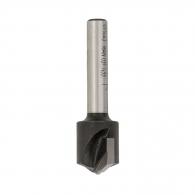 Фрезер за алуминий FESTOOL D=18мм L=59мм I=3.3мм S=8мм Z=2, HW, V-канален, 135 °