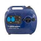 Генератор ELEKTRO MASCHINEN GSEm 2000 SBI, 2.0kW, 230/12V, бензинов, монофазен, инверторен - small