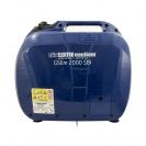 Генератор ELEKTRO MASCHINEN GSEm 2000 SBI, 2.0kW, 230/12V, бензинов, монофазен, инверторен - small, 104826