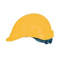 Каска строителна KANTON-жълта