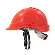 Каска строителна KANTON, червена
