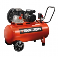 Компресор BLACK&DECKER BD 220-100-2M, 100l, 10bar, 220l/min, 1.5kW, 2.0hp, 230V