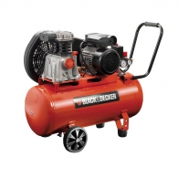 Компресор BLACK&DECKER BD 220-50-2, 50l, 10bar, 220l/min, 1.5kW, 2.0hp, 230V
