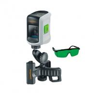 Линеен лазерен нивелир LASERLINER SmartVision-Laser Plus, 2 лазерни линии, точност 4mm/10m, автоматично