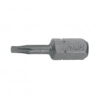 Накрайник UNIOR TORX 25x25мм, C6.3, CS