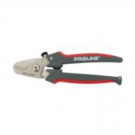 Ножица за кабели PROLINE 185мм, ф13мм, двукомпонентна дръжка