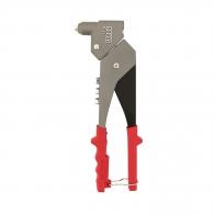 Попнитачка с въртяща глава NOVUS N-25, 2.4-5.0мм(алуминий), 3.0-4.0мм(стомана), 4.0мм(месинг)