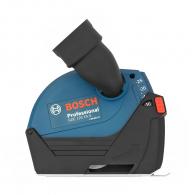 Предпазител с прахоуловител BOSCH GDE 125 EA-S ф115-125мм, за GWS 600, GWS 6-125, GWS 660, GWS 700, GWS 7-125, GWS 7-125T