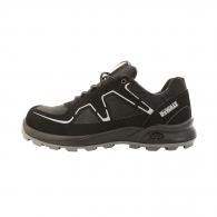 Работни обувки DEWALT Atlanta Black 42, половинки с метално бомбе