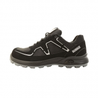 Работни обувки DEWALT Atlanta Black 44, половинки с метално бомбе