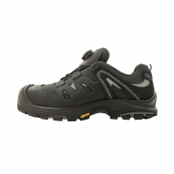 Работни обувки DEWALT Austin Black 43, половинки с метално бомбе
