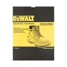 Работни обувки DEWALT Lexington Black 42, половинки с метално бомбе - small, 103008
