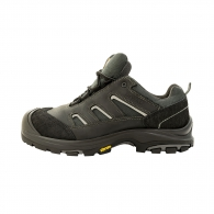 Работни обувки DEWALT Lexington Black 43, половинки с метално бомбе
