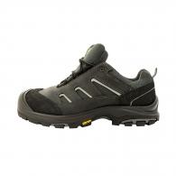 Работни обувки DEWALT Lexington Black 45, половинки с метално бомбе