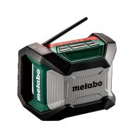 Радиоприемник акумулаторен METABO R12-18BT, 230V, 12-18V, Li-Ion