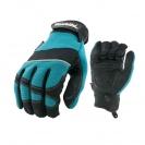 Ръкавици MAKITA XL, с пет пръста, неопренови - small