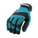 Ръкавици MAKITA XL, с пет пръста, неопренови - small, 103945