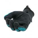 Ръкавици MAKITA XL, с пет пръста, неопренови - small, 103946