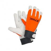 Ръкавици STIHL DYNAMIC SensoLight S, щавена ярешка кожа, памучна подплата и ластичен маншет, размер S