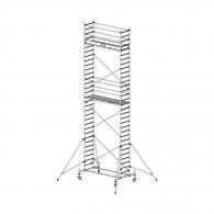 Скеле алуминиево KRAUSE Stabilo H=9.4м, 2000х700мм, 200кг/кв.м, с колела