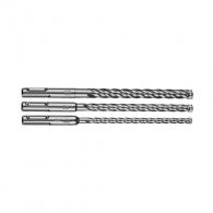 Свредла MAKITA NEMESIS 6.0-10х165мм 3части, армиран бетон, HM, 4 режещи ръба, SDS-plus