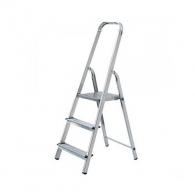 Алуминиевa стълба ELKOP ALW 403 2+1, 565мм(на стълбата), едностранна, за домашна употреба, 150кг.