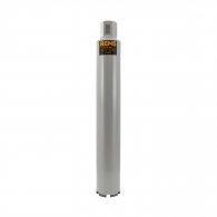 Боркорона с диамантени сегменти REMS UDKB LS 72x420мм, UNC 1 1/4'', за армиран бетон и зидария, мокро пробиване