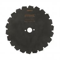 Диск циркулярен за рязане STIHL 200x20мм Z=22, на дървовидни храсти и тънки стебла