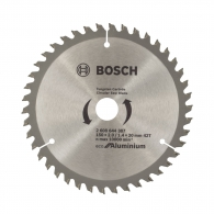 Диск с твърдосплавни пластини BOSCH ECO 150/2.0/20 Z=42, за рязане на алуминий