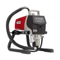 Електрическа помпа за боядисване TITAN IMPACT 400, 0.65kW, 207bar, 1.62l/min, дюзата 0.021