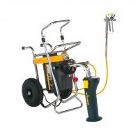 Електрическа помпа за боядисване WAGNER SF27 Spray Pack, 1.5kW, 250bar, 2.8l/min, дюзата 0.027