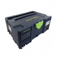 Куфар за инструменти FESTOOL SYS T-LOC, пластмаса, син