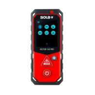 Лазерна ролетка SOLA Vector 100 Pro, 0.20-100м, ± 1.5мм