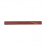 Молив дърводелски STANLEY 17.5см, твърдост на графита HB, липово дърво