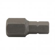 Накрайник шестограм за ударна отвертка FORCE 12x30мм, C8, CS