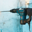 Перфоратор BOSCH GBH 5-40 D, 1100W, 170-340об, 2900уд/мин, 8.5J, SDS-max - small, 109185