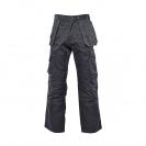 Работен панталон DEWALT Pro Trandesman Work Black 32х33, черен - small