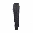 Работен панталон DEWALT Pro Trandesman Work Black 32х33, черен - small, 109110