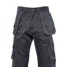 Работен панталон DEWALT Pro Trandesman Work Black 32х33, черен - small, 109111