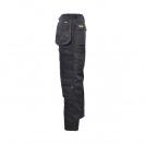 Работен панталон DEWALT Pro Trandesman Work Black 36х31, черен - small, 109094