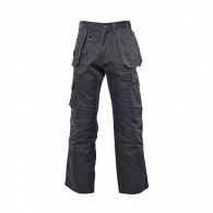 Работен панталон DEWALT Pro Trandesman Work Black 38х31, черен